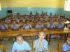 Bambini a scuola nella missione Sabuko